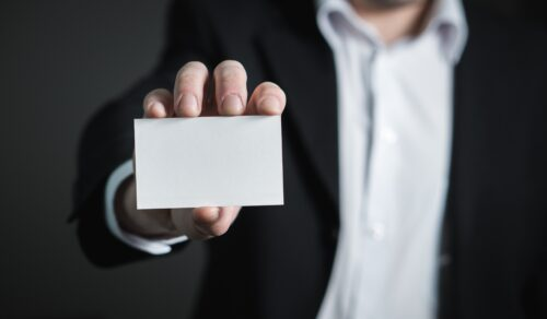 blank business card -pexels-pixabay